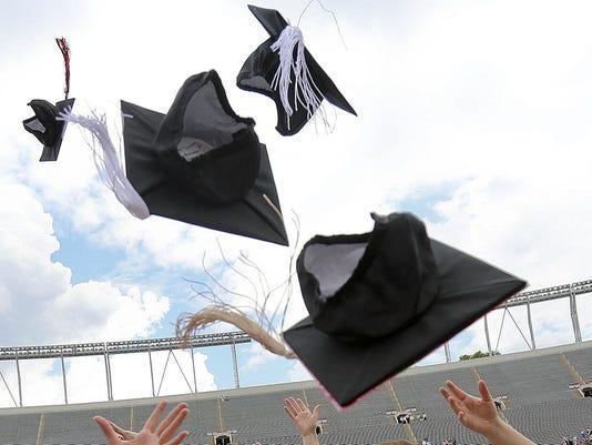 Virginia Tech Graduation
