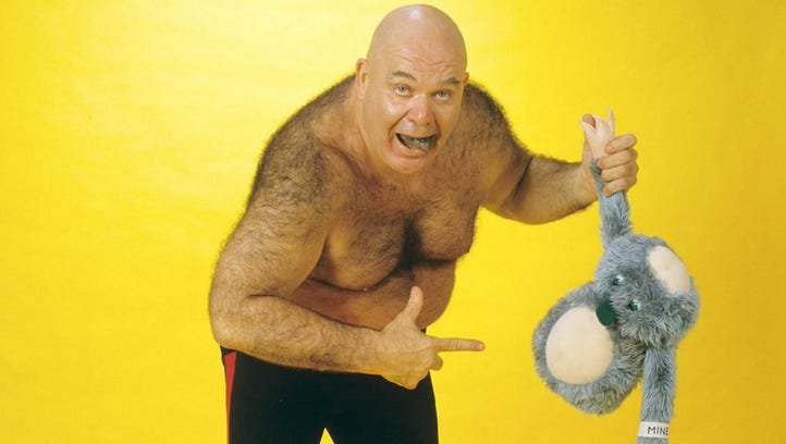 Detroit native, wrestler George 'The Animal' Steele dies