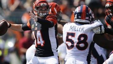 Super Bowl MVP Von Miller's sack adds to Bengals' fourth-quarter woes