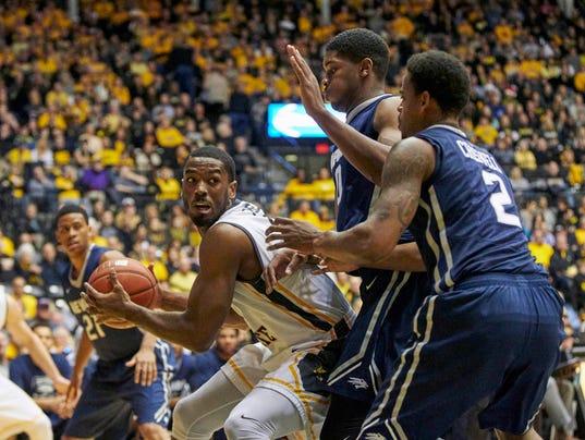 NCAA Basketball: Nevada at Wichita State