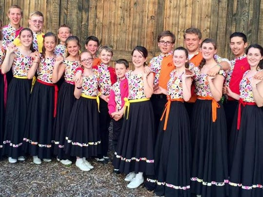 The Cole Mountain Cloggers
