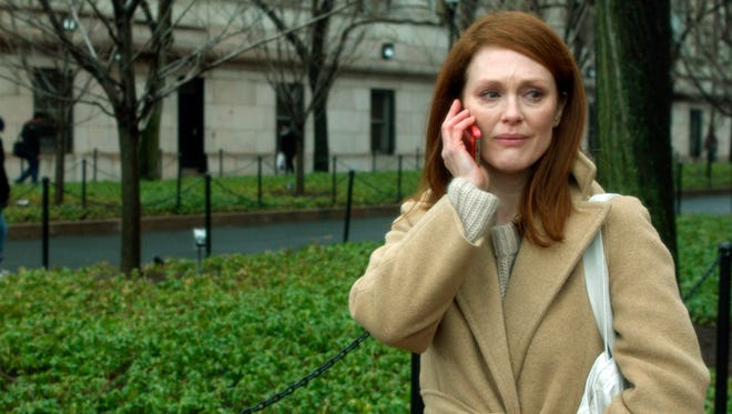 Julianne Moore got a nomination for her role  in 'Still Alice.'