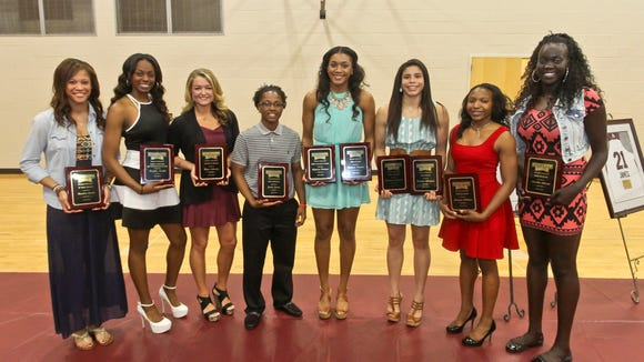 Mississippi State issued its team awards on Wednesday night.