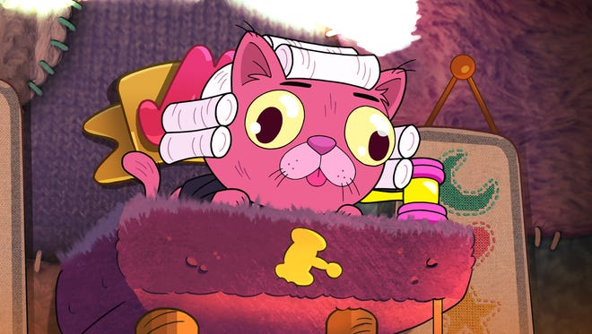 "Jon Stewart guest-stars on an upcoming episode of ""Gravity Falls"" as Judge Kitty Kitty Meow Meow Face-Shwartstein."