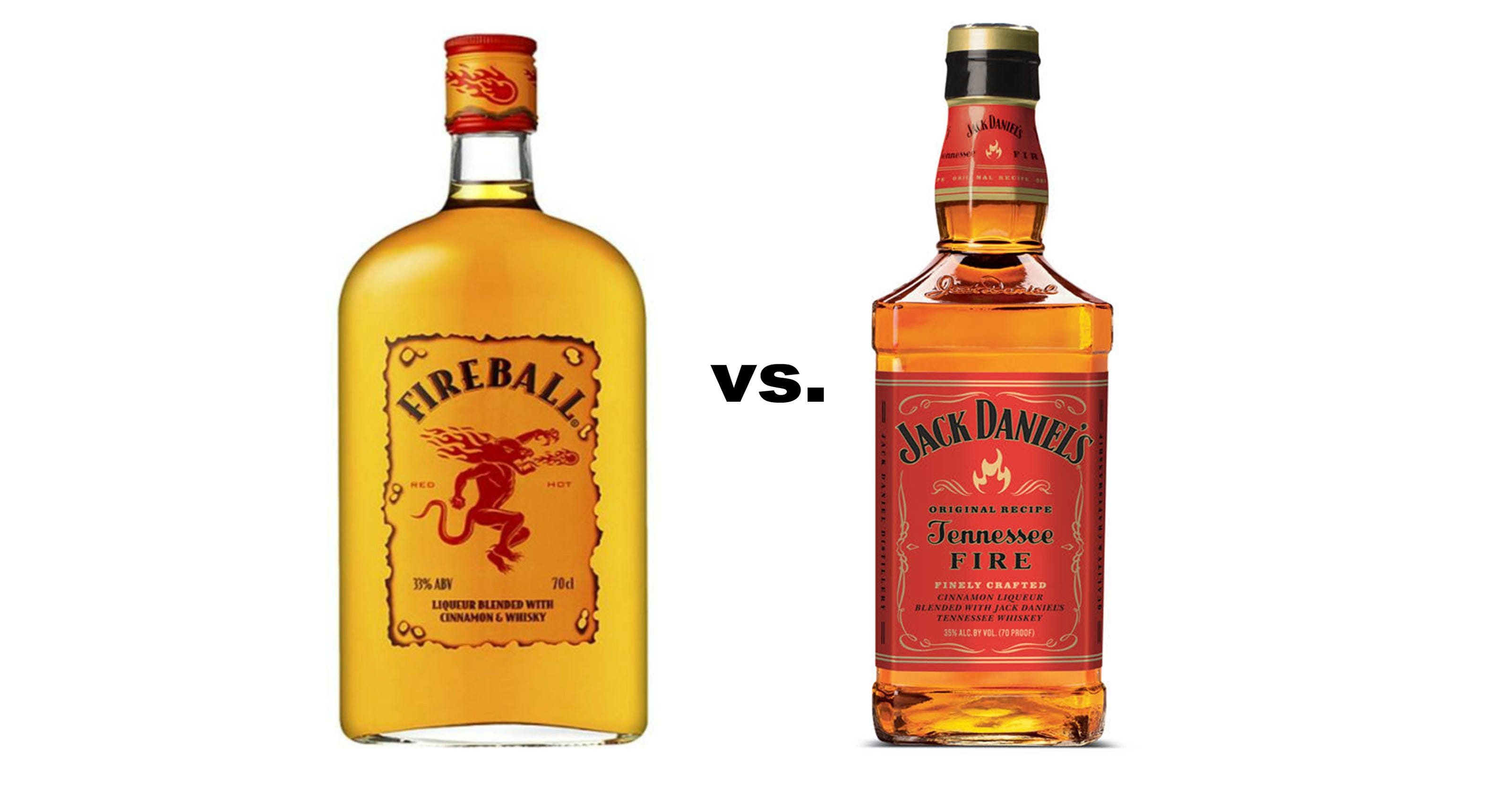 9fc5846c8a Fireball whiskey maker drops suit against Jack Daniel s