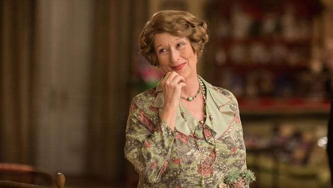 """Meryl Streep plays a woman whose passion for music far, far exceeds her talent in """"Florence Foster Jenkins."""""""