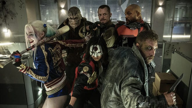 """The """"Suicide Squad"""" movie brings DC Comics' band of misfits to the big screen."""