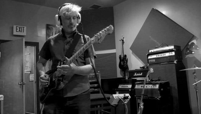 """The documentary, """"Hello Hello Hello: Lee Ranaldo: Electric Trim,"""" will be showing during the Montclair Film Festival on May 5 and 6."""