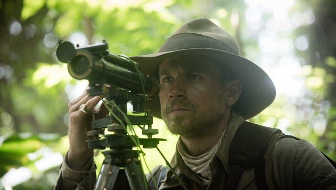 """Charlie Hunnam in """"The Lost City of Z."""""""