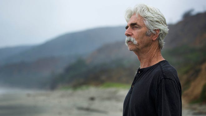 "Sam Elliott in the film ""The Hero."" The film opens Friday at Small Star Art House."