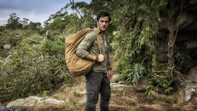 Michael Landes as Hooten in CW's 'Hooten and the Lady.'