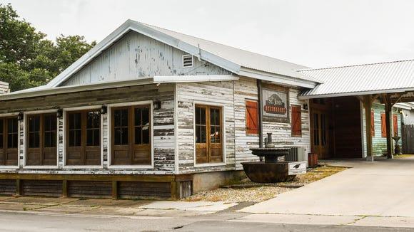 The St. John Restaurant in St. Martinville