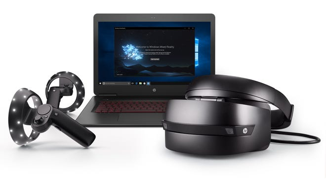 Microsoft hopes the cost and ease of use of its new gear, some of which is made by partners such as HP, will entice new users to virtual and mixed reality.