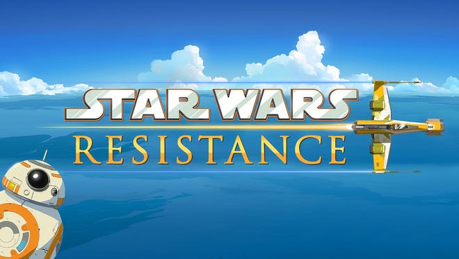 "The animated series ""Star Wars Resistance"" will put its focus on high-flying pilots and feature familiar characters."