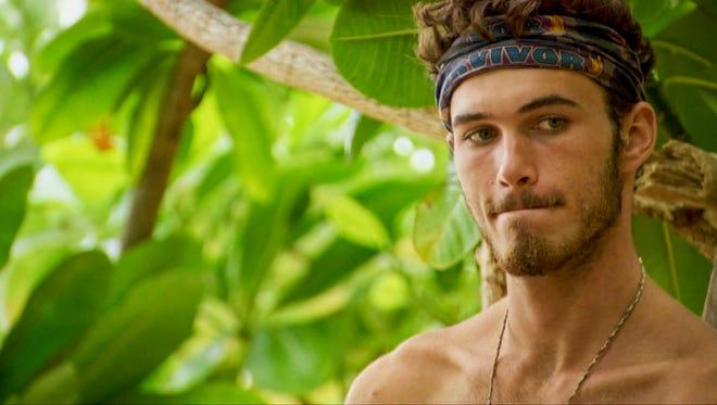 "Knoxville's Michael Yerger on ""Survivor: Ghost Island."""