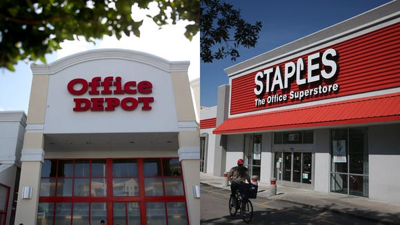 Staples and Office Depot are bringing out some great
