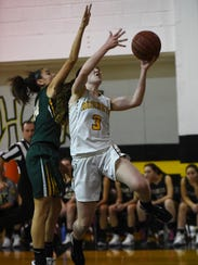 Morris County Tournament girls basketball second-round