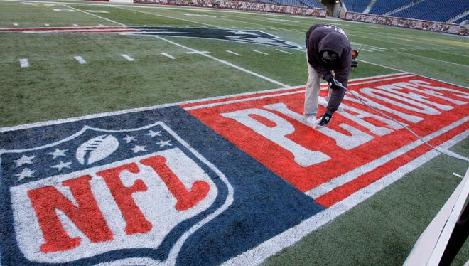 The NFL will not expand its playoff field to 14 teams in 2014.
