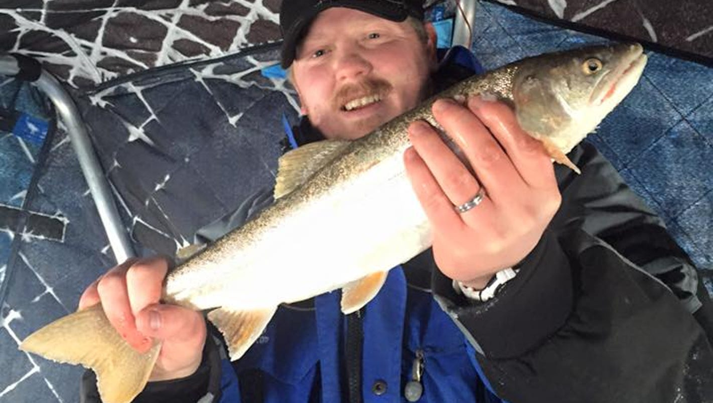 Northwest wisconsin fishing report for jan 20 for Today s fishing forecast