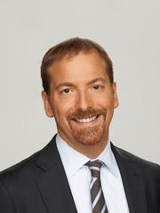 Chuck Todd of of NBC News' Meet the Press.