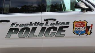 A Franklin Lakes police car.