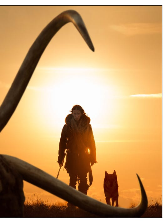 Alpha' trailer reveal shows humans and canines first coming together