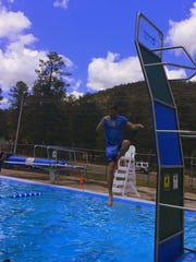 The Ruidoso Municipal Pool opens Saturday and closes Aug. 7. Hours are 11 a.m. to 4:45 p.m., seven-days-a-week.