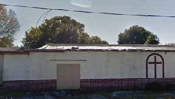 A fire was reported at the Miracle Prayer Band of Deliverance Inc. church Ben Street and Lincoln Boulevard on Sunday.