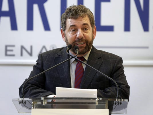 James Dolan Cablevision