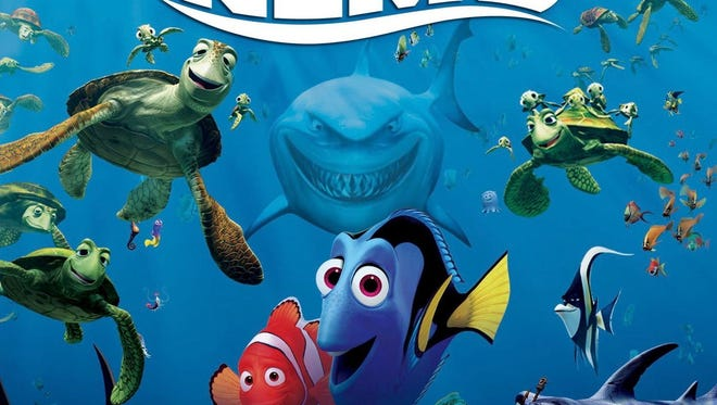 """Enjoy the free movie """"Finding Nemo""""  7:30 p.m. Sunday at the Ruidoso Swimming Pool. 5125 Sudderth Drive. The movie is free, swimming is $2."""