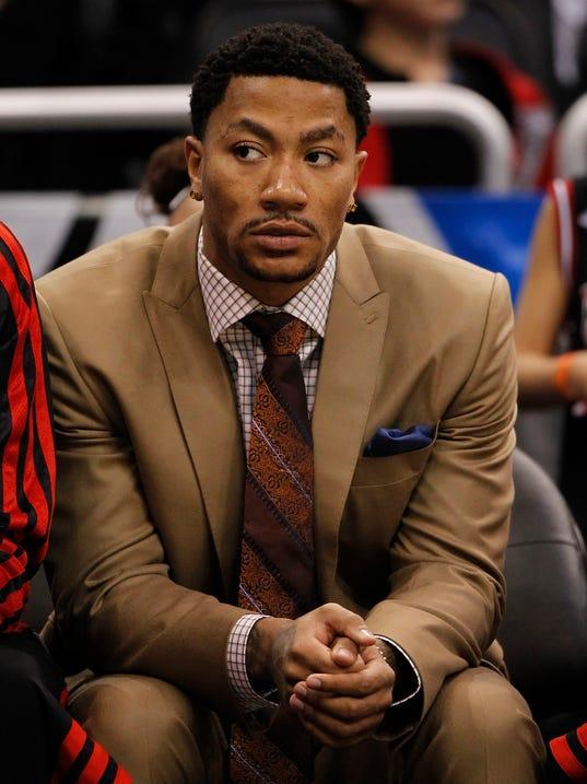 Chicago Bulls Derrick Rose Mvp