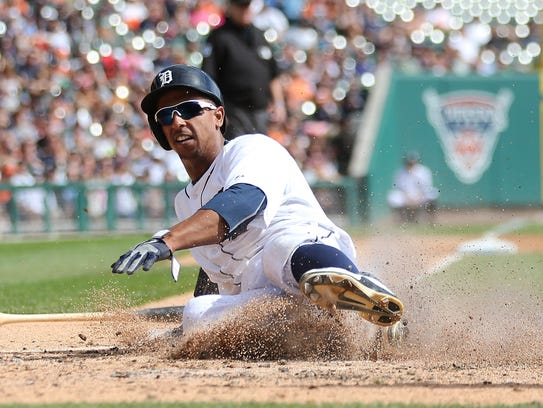 Anthony Gose's athleticism is helping him in his transition