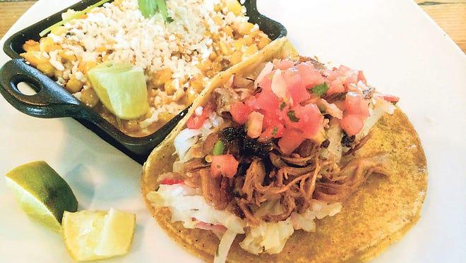 Willy Taco has plenty of options, including 11 a la carte tacos.