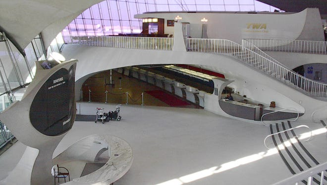 The historic TWA Terminal at New York's JFK Airport will be preserved as part of a new on-site hotel.