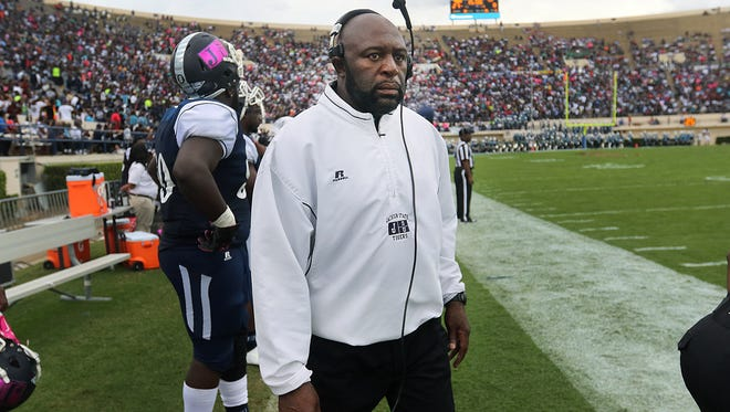JSU interim coach Derrick McCall will try to earn his third victory since he's taken over coaching duties.