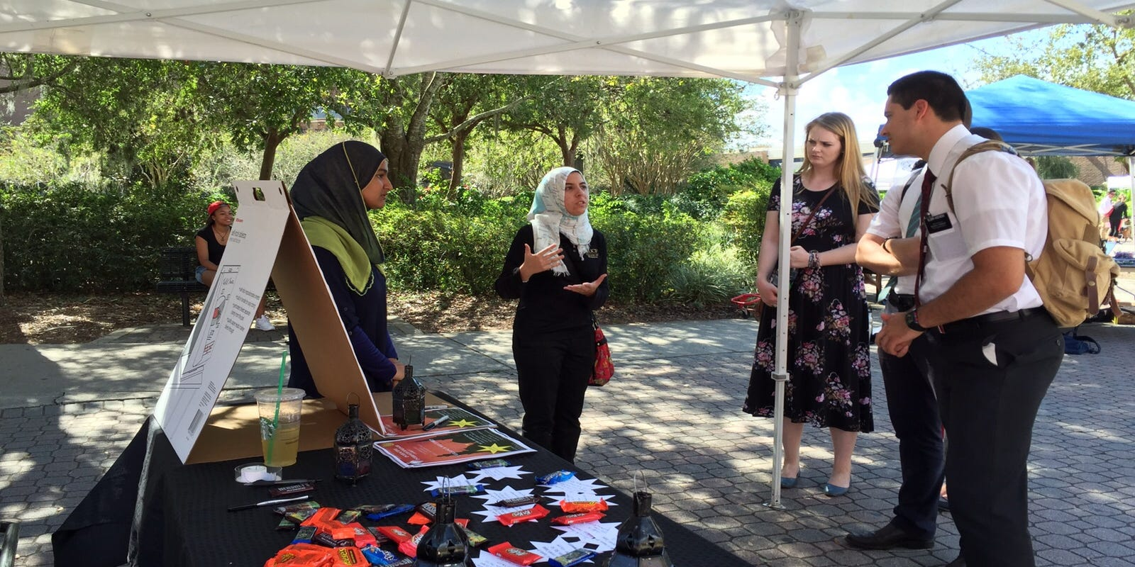 New Muslim club promotes peace, interfaith relations