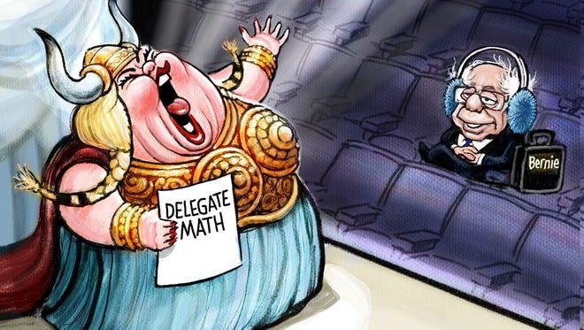 Bernie Finale