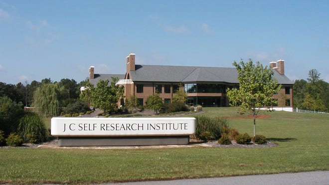 The JC Self Research Institute at Greenwood Genetic Center where the autism research is being conducted