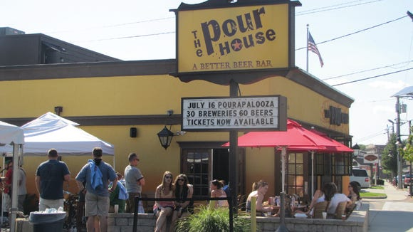 The Pour House's Pour-A-Palooza is a highlight for local beer lovers. This is its eighth year.