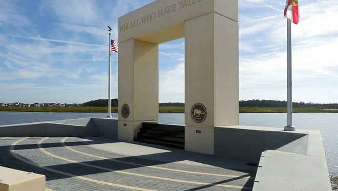 Central Florida Veterans Memorial Park at Lake Nona in Orlando