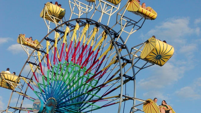 The Boone County 4-H & Utopia Fair takes place Aug. 8-13.