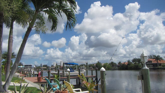 Cape Coral has been listed as a top 10 place for retirement.