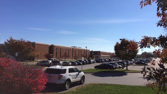 York County School of Technology. (Photo by John Pavoncello/ York Dispatch)