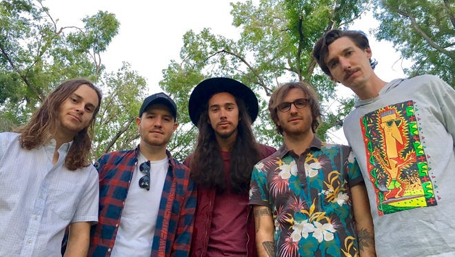"Dankjewel, with singer-songwriter Davey Alastair second from right, recorded ""HoneyMoon Phase — the top-ranking song in the Gazette-Journal's seventh annual roundup of the best local original music of 2016."