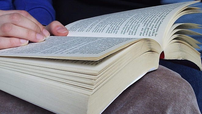 Adult book study groups will meet at 10 a.m. and 6:30 p.m. Tuesday at the Wichita Falls Public Library.