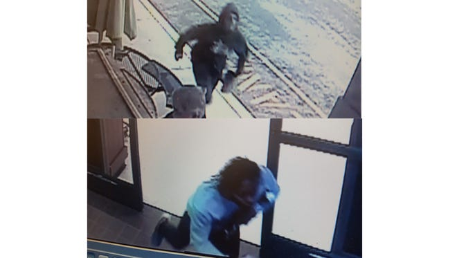 Suspects in Kennie's Pharmacy prescription medication theft.
