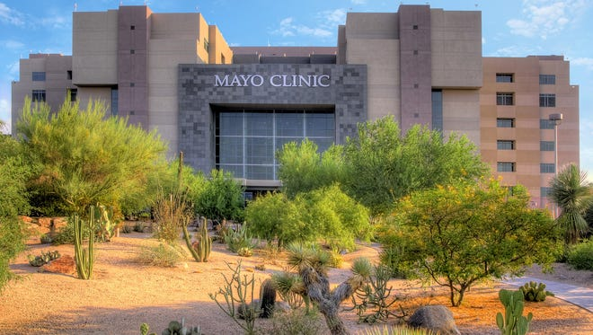 The Mayo Clinic in Scottsdale is one of the city's largest private employers.