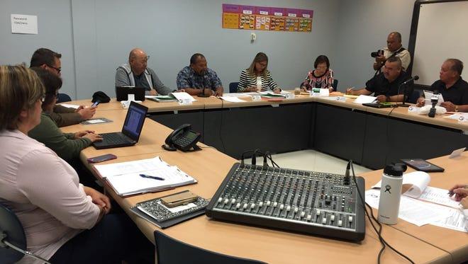 The Guam Education Board