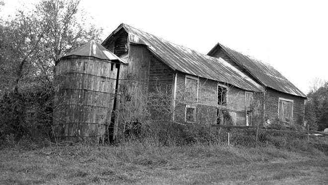 In this Al Cooper photo taken 20 years ago, we see a typical Vermont barn of the period. For 35 passing years Al watched its death, from abandonment onward. It has been gone for the last ten along with the people and time it served.