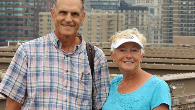 Avery and Sharon Dimmig are residents of Gateway.
